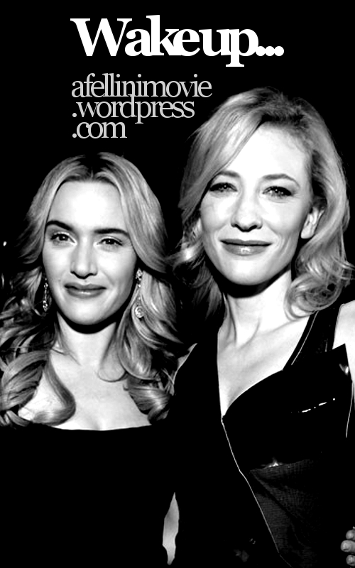 This weblog's campaigning poster, using a news image of the amazing Kate W and Cate B.